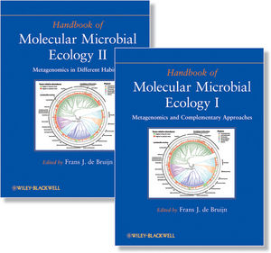 Book Cover Image for Handbook of Molecular Microbial Ecology, Set
