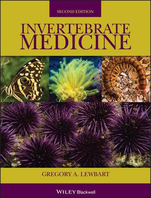 Invertebrate Medicine, 2nd Edition (0470960787) cover image