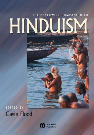 The Blackwell Companion to Hinduism (0470998687) cover image