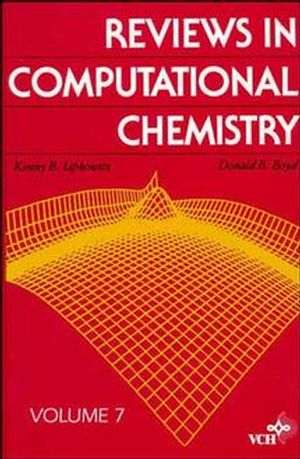 Reviews in Computational Chemistry, Volume 7