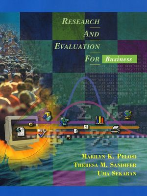 Research and Evaluation for Business (0471390887) cover image