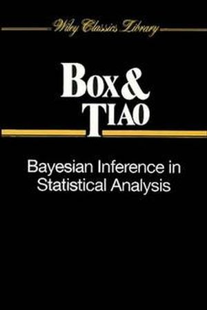 Bayesian Inference in Statistical Analysis (0471574287) cover image