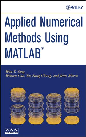 Applied Numerical Methods Using MATLAB (0471705187) cover image