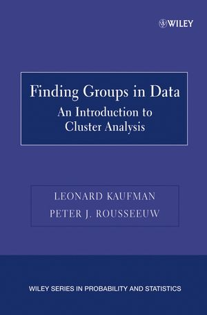 Finding Groups in Data: An Introduction to Cluster Analysis (0471735787) cover image