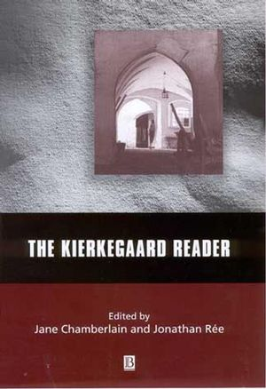 The Kierkegaard Reader (0631204687) cover image