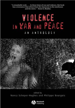 Violence in War and Peace: An Anthology (0631223487) cover image