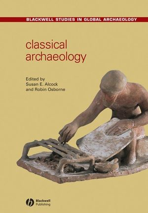 Classical Archaeology (0631234187) cover image