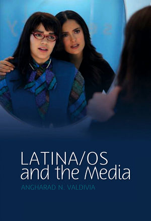 Latino/as in the Media (0745640087) cover image