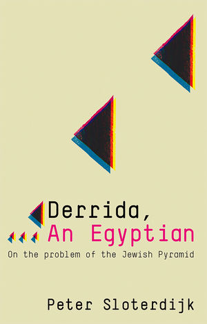 Derrida, an Egyptian (0745646387) cover image