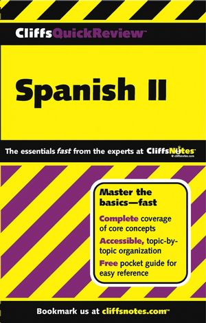 CliffsQuickReview<sup><small>TM</small></sup> Spanish II