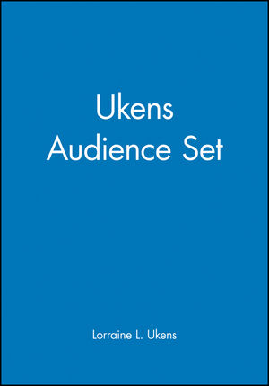 Ukens Audience Set , (Includes Energize Your Audience; All Together Now!; Working Together; Getting Together)