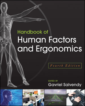 Book Cover Image for Handbook of Human Factors and Ergonomics, 4th Edition