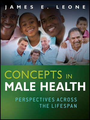 Concepts in Male Health: Perspectives Across The Lifespan (1118145887) cover image