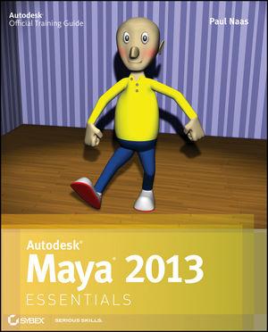 Autodesk Maya 2013 Essentials (1118239687) cover image