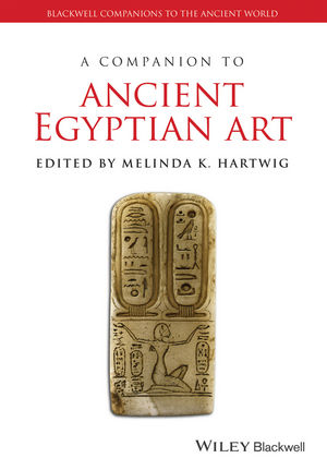 A Companion to Ancient Egyptian Art (1118325087) cover image