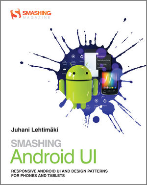 Smashing Android UI (1118387287) cover image