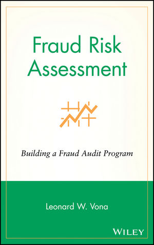 Fraud Risk Assessment: Building a Fraud Audit Program (1118429087) cover image