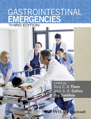 Gastrointestinal Emergencies, 3rd Edition (1118638387) cover image