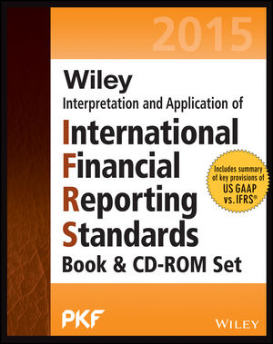 Wiley IFRS 2015: Interpretation and Application of International Financial Reporting Standards Set