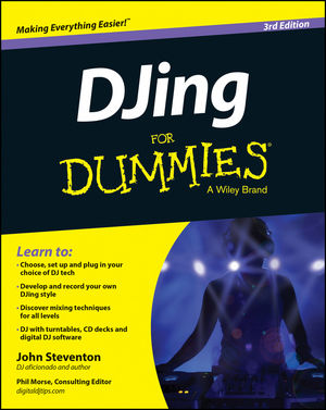 DJing For Dummies, 3rd Edition
