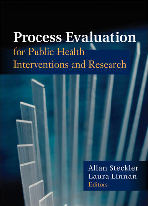 Process Evaluation for Public Health Interventions and Research (1119022487) cover image