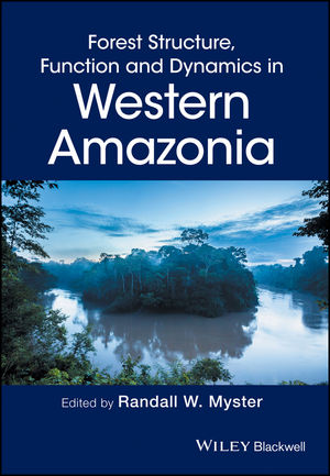 Forest Structure, Function and Dynamics in Western Amazonia (1119090687) cover image