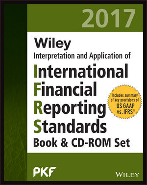 Wiley IFRS 2017 Interpretation and Application of IFRS Standards Set (1119360587) cover image