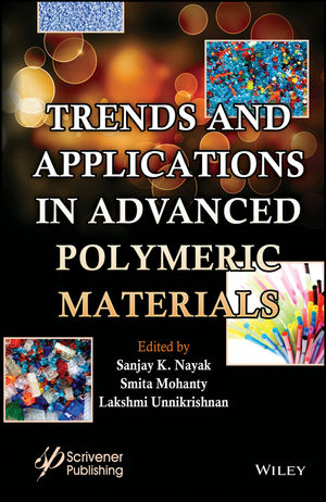 Trends and Applications in Advanced Polymeric Materials (1119364787) cover image