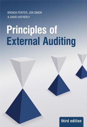 Principles of External Auditing, 3rd Edition