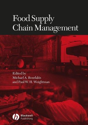 Food Supply Chain Management (1405101687) cover image