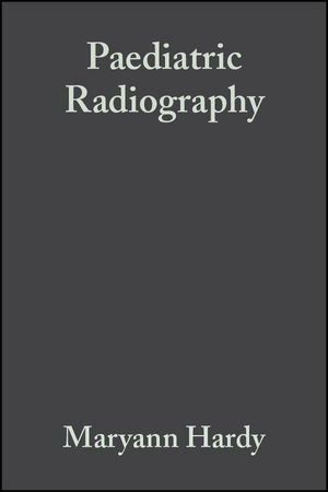 Paediatric Radiography (1405147687) cover image