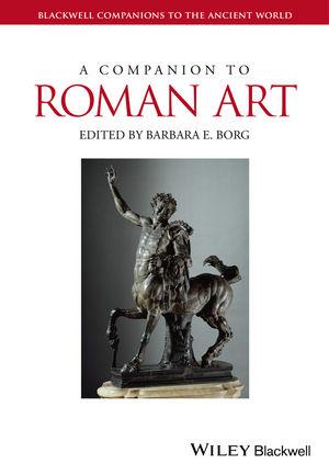 A Companion to Roman Art (1405192887) cover image