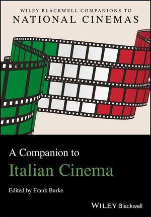 A Companion to Italian Cinema (1444332287) cover image