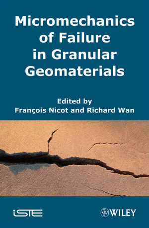 Micromechanics of Failure in Granular Geomaterials (1848211287) cover image