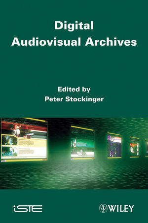 Digital Audiovisual Archives (1848213387) cover image
