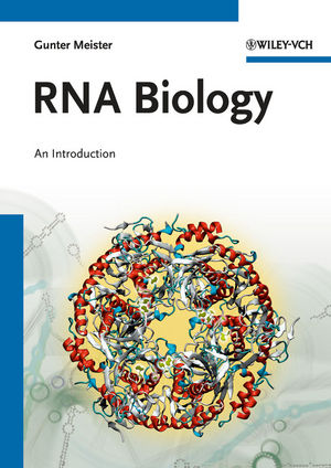 RNA Biology (3527322787) cover image