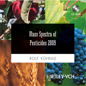 Mass Spectra of Pesticides 2009 (3527324887) cover image