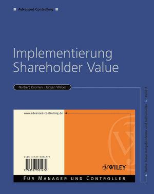 Implementierung Shareholder Value