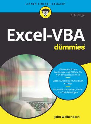 Excel-VBA für Dummies, 3. Auflage