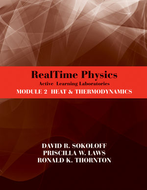 RealTime Physics Active Learning Laboratories Module 2 Heat & Thermodynamics (EHEP001987) cover image