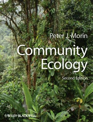 Community Ecology, 2nd Edition (EHEP002287) cover image