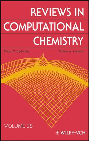 Reviews in Computational Chemistry, Volume 25 (0470179988) cover image