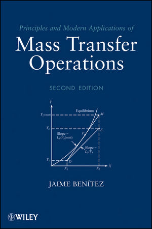 Principles and Modern Applications of Mass Transfer Operations, 2nd Edition (0470181788) cover image
