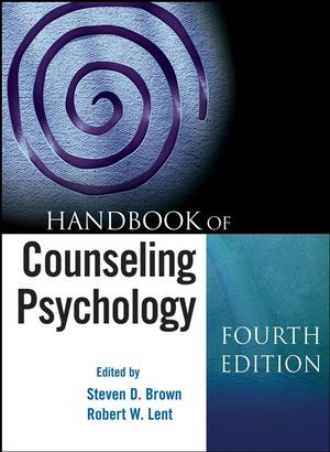 Handbook of Counseling Psychology, 4th Edition (0470228288) cover image