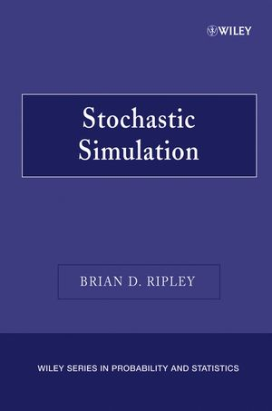Stochastic Simulation (0470317388) cover image