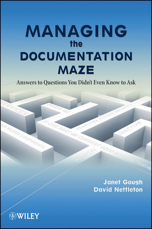 Managing the Documentation Maze: Answers to Questions You Didn