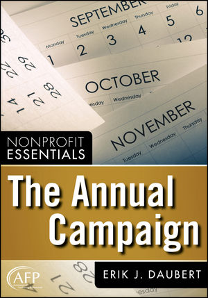 The Annual Campaign (0470527188) cover image