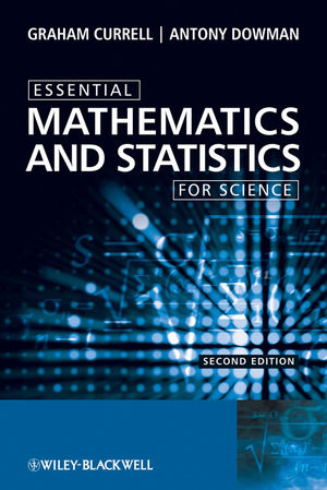 Essential Mathematics and Statistics for Science, 2nd Edition (0470745088) cover image