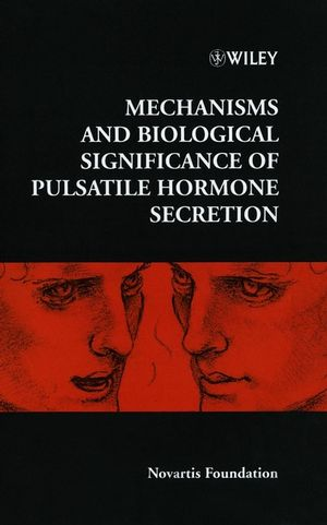 Mechanisms and Biological Significance of Pulsatile Hormone Secretion (0470870788) cover image