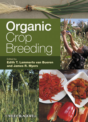 Organic Crop Breeding (0470958588) cover image